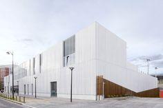 Scape, Multi-purpose Centre, ZAC des Lilas, Paris