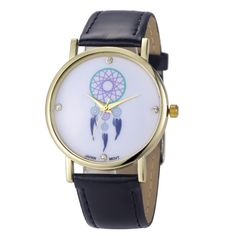 Mance-H 8 Color New Fashion Brand Women Watch Fashion Dreamcatcher Watch Ladies Quarzt Watches relogio feminino