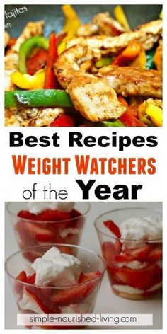 Best Weight Watchers Recipes of the Year with Smart Points / Points Plus #21DayF... - #21DayF #points #Recipes #Smart #Watchers #Weight #year