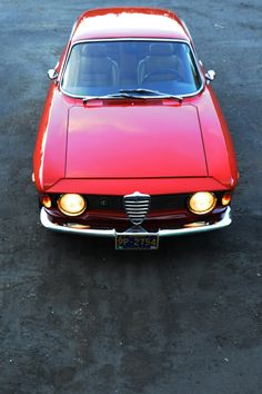 our Alfa Romeo Giulia Sprint GT