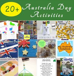 Australia Day is celebrated on the 26th January with a public holiday. As this day is in the middle of summer,it usually consists of a backyard game of cricket and maybe a trip to the beach. This is also a great time to learn about Australia. Below are 20+ Australia Day activities for you to …