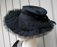 Lilly Dache Bird Hat 1930