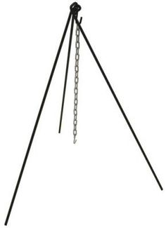 Bayou Classic 7485 Tripod Stand with Chain and Bag ** Check out this great product. (This is an affiliate link) Outdoor Food, Outdoor Cooking, Camping Cooking Equipment, Camping Gear, Camping Outdoors, Cookware Accessories, Ceramic Grill, Dutch Oven Camping, Cast Iron Dutch Oven