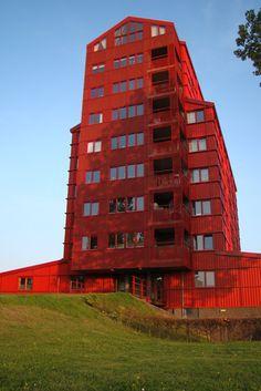 Rode Donder, Almere, Flevoland. The Netherlands