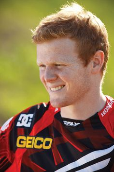 Trey Canard. He is such a great role model for young boys. He never fails to  mention Jesus Christ in his victory speeches.