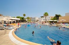 Welcome to Matina Pefkos Aparthotel Half Board, Family Pool, Relaxing Holidays, Pefkos Rhodes, Places Ive Been, Greece, Apartments, Outdoor Decor