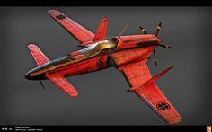Sci Fi - Aircraft Wallpaper
