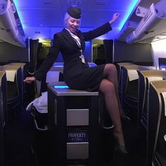 Home time for 5 days off and my mums wedding British Airways Cabin Crew, Airline Uniforms, Fully Fashioned Stockings, Pantyhose Legs, Flight Attendant, Going Crazy, These Girls, Sexy Legs, Beauty Women