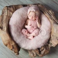 Knit Newborn Photo Props