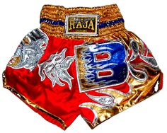 RAJABOXING muay thai shorts