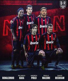 Ac Milan, Football Players, Beckham, Soccer, Handsome, Sports, Instagram, Tennis, Hs Sports