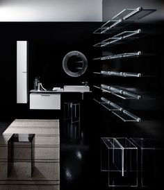kartell by LAUFEN bathroom by ludovica + roberto palomba