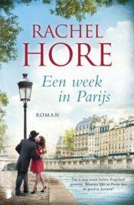 Een week in Parijs - Rachel Hore - http://wieschrijftblijft.com/een-week-in-parijs-rachel-hore/