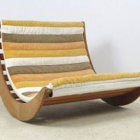 2 seater rocking chair