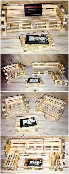 Artistically crafted this wood pallet bench with table is such handy craft. Re-claim wood pallets and have mesmerizing and glorious furniture. It is not difficult to craft such projects. Its square wholes can be kind enough for placing your books under it.