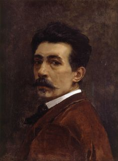 Self Portrait (Joaquín Agrasot - )