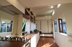 Modern THOW Australia Tiny House Company-One of the best designs I've seen so far
