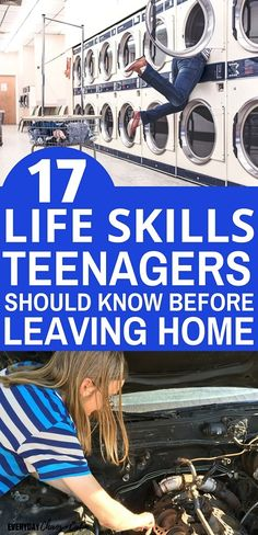25 Life Skills Teens Should Learn Before Leaving Home Life Skills for Teens: Don't let your teen go out to live on his own without being prepared! Make sure you have taught these 25 life skills for teens BEFORE your child leaves the house. Life Skills Class, Life Skills Activities, Skills To Learn, Coping Skills, Social Skills, Teen Activities, Life Skills For Children, Teaching Life Skills, Educational Activities