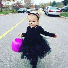 Toddler Cat Costume  sc 1 st  Pinterest & DIY Toddler Tinker Bell Costume and Hair | Pinterest | Ghost ...