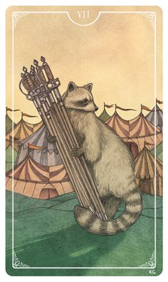 pommejane:ostaratarot:The 7 of Swords, by Krista Gibbard A card for a grey day. Consider your confidence. Are you being confident -or cocky?Pre-order now!