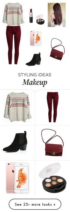 """""""Untitled No. 16"""" by megan-113 on Polyvore featuring Sisley, River Island, Zadig & Voltaire and M.A.C"""
