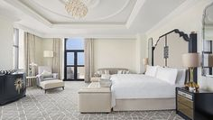 Waldorf Astoria Ras Al Khaimah Hotel, UAE - King Royal Suite