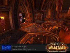 Warlords of Draenor. http://fafart.blogspot.kr/p/warlords-of-draenor.html