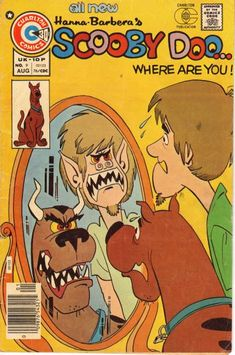 Cover for Scooby Doo, Where Are You? Cartoon Posters, Retro Cartoons, Old Cartoons, Cool Posters, Vintage Disney Posters, Vintage Cartoon, Vintage Comics, Vintage Horror, Retro Wallpaper