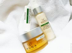 Huna Apothecary Skin Care Review with New Packaging!