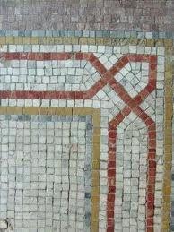 mosaico - borda de mesa