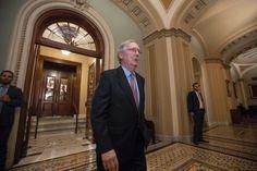GOP blame-game begins after Senate sinks health care drive