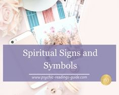 Need Clarity? Talk to a Psychic NowToday's guest post is from my beautiful friend, Ashley at Light, Love, and Spirit. She's a beautiful soul with some really good stuff to teach today :) Enjoy! When you're an intuitive, you're likely to receive spirit signs and symbols often. The big question then is, how do you...[ReadMore]