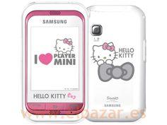 Teléfono Móvil Samsung C3300K Hello Kitty