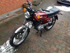 Yamaha RS 125 DX billede 1
