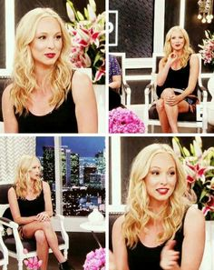 Candice on fashion police