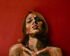 Alexa Meade, une artiste basée à Los Angeles s'est fait connaître pour transformer des personnes en de véritables peintures vivantes