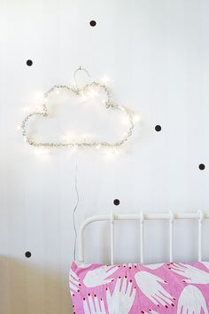 DIY Cloud Light — Apartment Therapy Reader Submission Tutorials