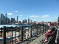 Overlooking Manhattan & Brooklyn Bridge