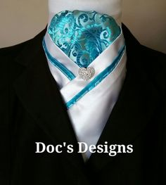 Limited Edition Dressage Stock tie