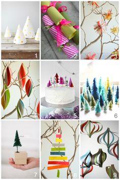 9 DIY Christmas Decorations