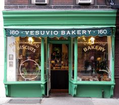 Vesuvio Bakery | New York City