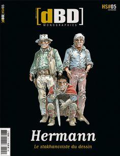 dBD - Hors Série - N° 5 - Janvier 2011- Hermann Huppen