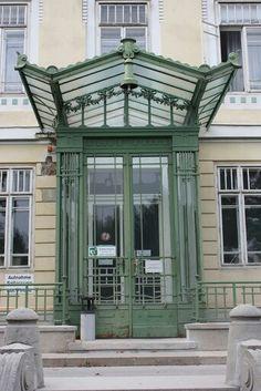 Otto Wagner Vienna, by alvarosa
