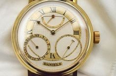 A George Daniels Co-Axial Anniversary Wristwatch Fetches Nearly $300,000 At…