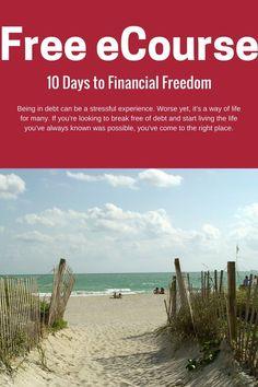 10 Days to Financial Freedom | Free eCourse