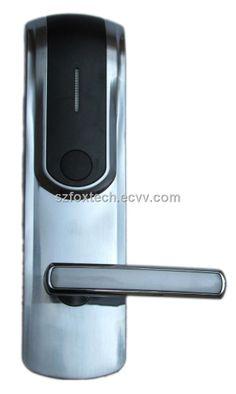 Smart Card Hotel RF Card Lock (FL-802S) - China Hotel RF Card Lock;Hotel Door Lock Card;Hotel RF Card Lock, FOX