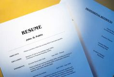 6 Ways You May Be Hurting Your Resume's Impact