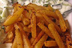Kohlrabi-Pommes (Rezept mit Bild) von Lila1311 | Chefkoch.de