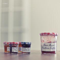 The best jam (taste & packaging). Their raspberry jam is SO good.