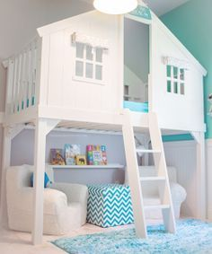 Resultado de imagen para camas en forma de castillo